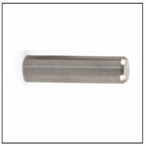 ALNICO 5 Rod Cylinder Magnets Vintage Bevel