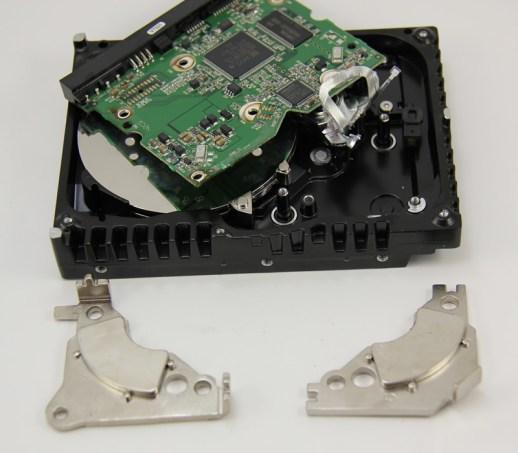 actuator  motor hard disk magnet