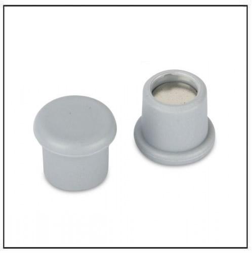 Office Neodymium Magnet with Grey Plastic Coating