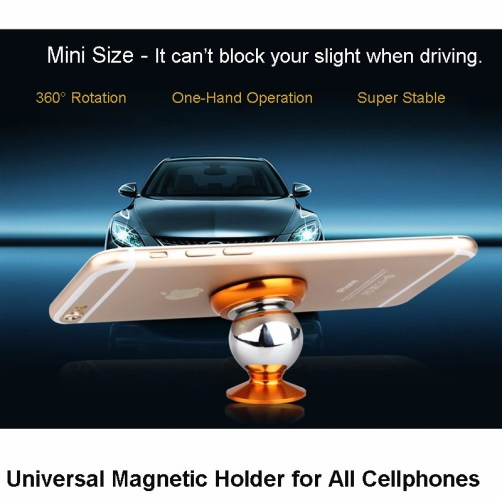 Universal Magnetic Holder Support for all cellphones