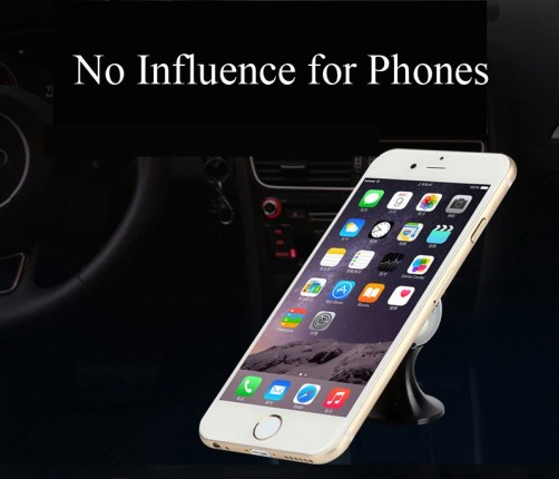 no influence for phones