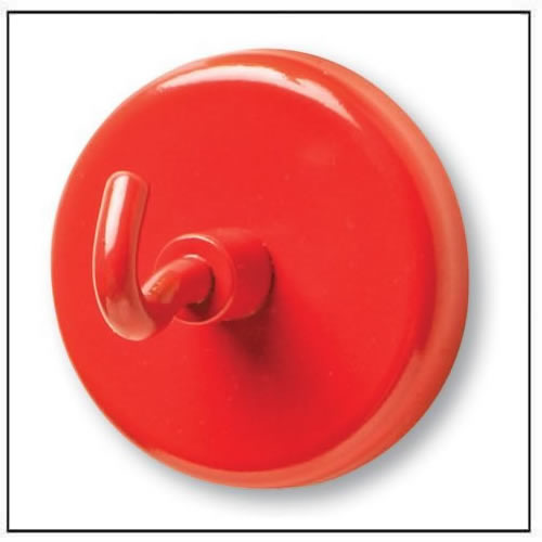 Super Strong Magnetic Hook Red
