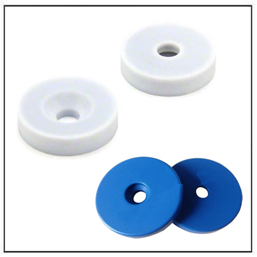 PTFE Coated Cuntersunk Magnet Neodymium