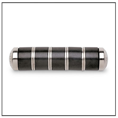 Ringed Ferrite Cow Magnet