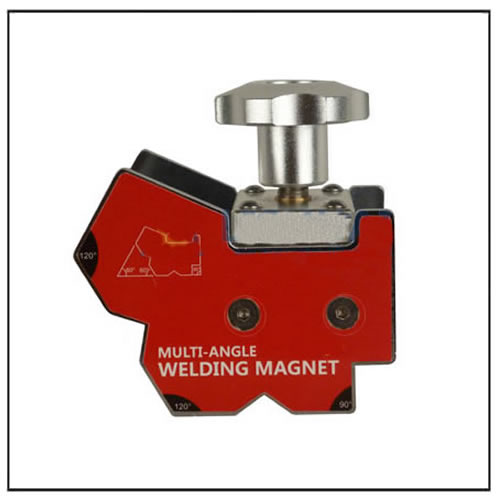 magnetic ground clamp