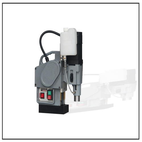 autofeed magnetic drill