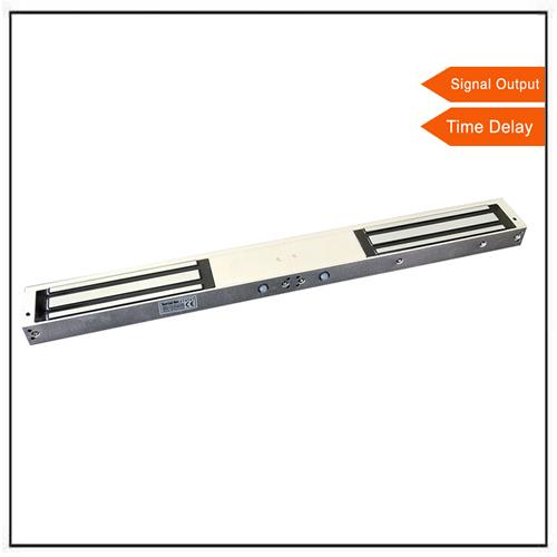 magnetic double door lock