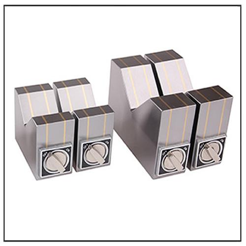 magnetic vee block