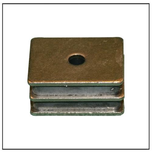 latch sandwich assembly magnets