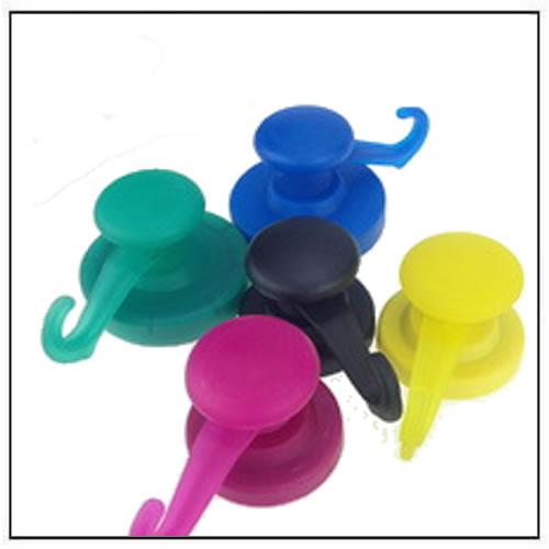 plastic neodymium magnetic hook