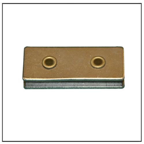 sandwich magnets assembly