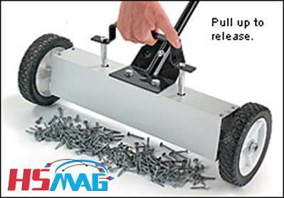 Industrial Magnetic Sweep
