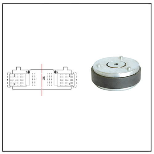 Neodymium Speaker Driver Magnetic Assembly