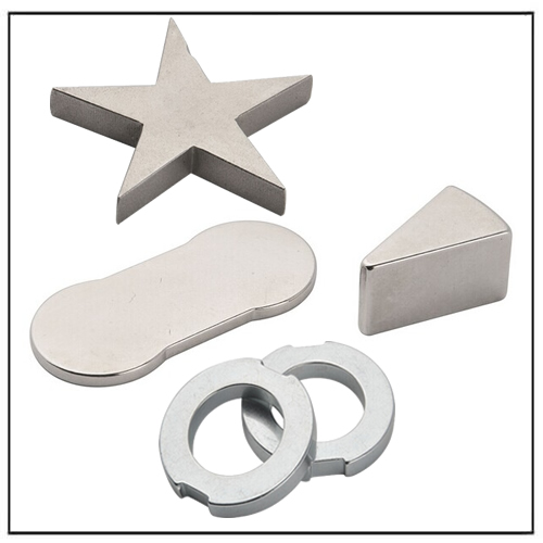 Customized Shape Neodymium Magnets
