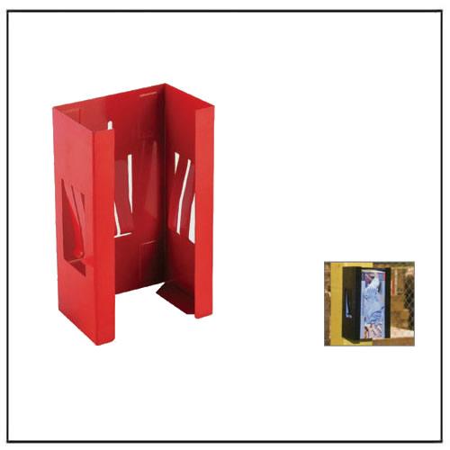 Magnetic Glove Dispenser