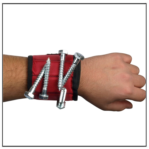 Magnetic Wrist Band Strap Tool Holder