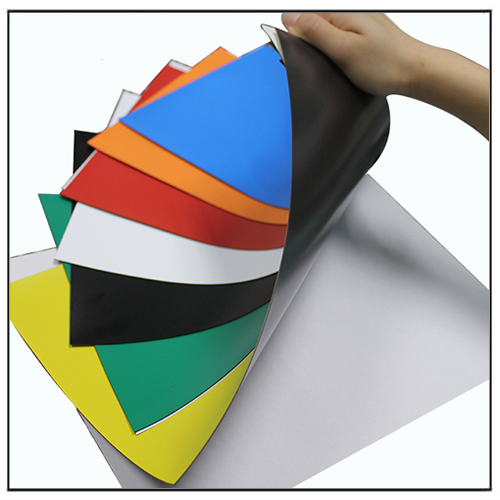A4 Colorful Soft Magnetic Sheet