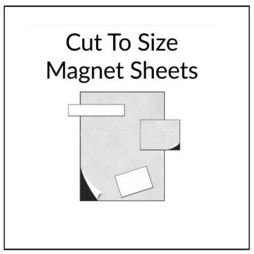 Cut to Size Magnetic Sheets