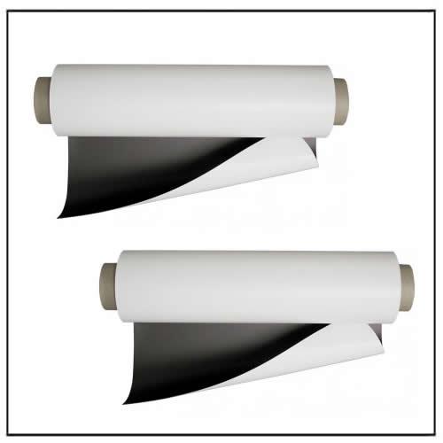Vinyl Coated Magnetic Rolls