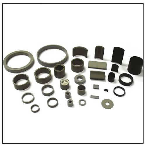 Compression Molded Neodymium Magnets
