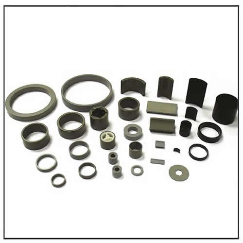 Compression Molded Neodymium Magnets