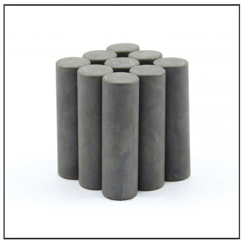 High Temperature Rod Neodymium Magnets