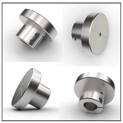 Disc Magnetic Couplings