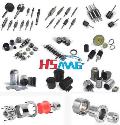 Motor Magnets & Assembly