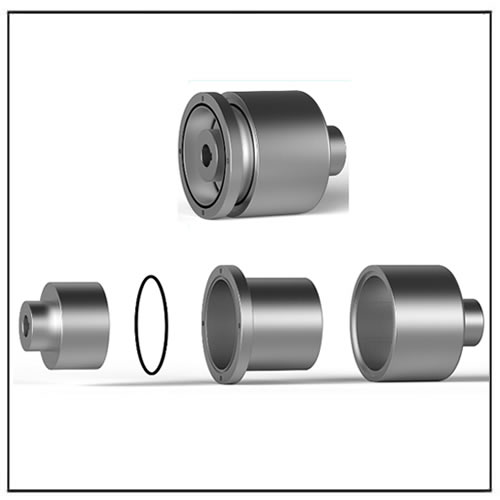 Shaft Magnetic Rotor Coupling