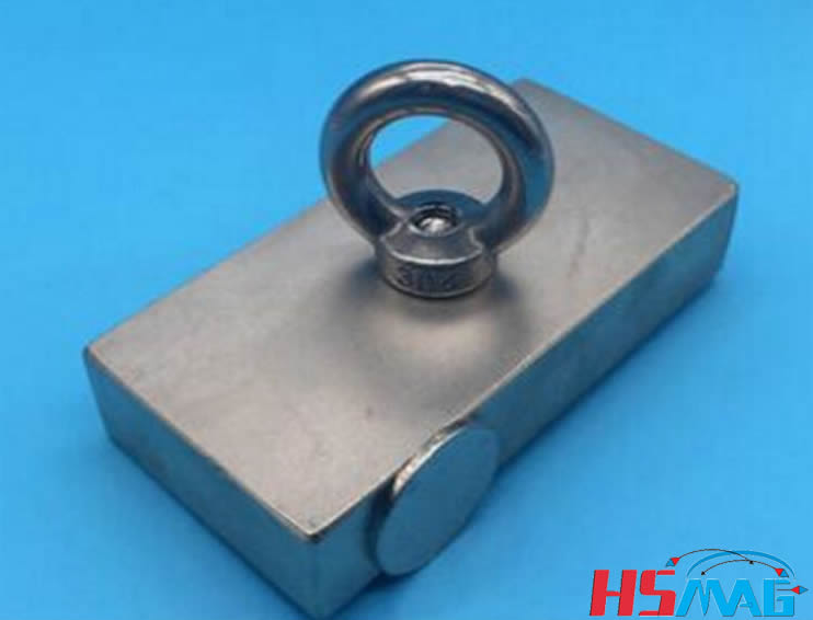 Strong Horseshoe Magnet