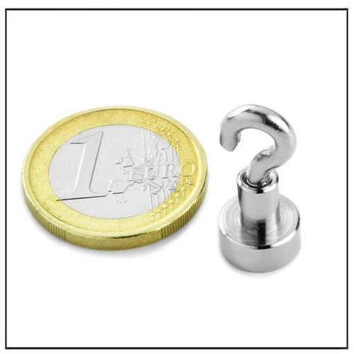 Sintered NdFeB Small Hook Magnet 1.5KG