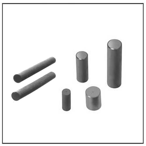 Powerful Cylindrical Ferrite Magnets