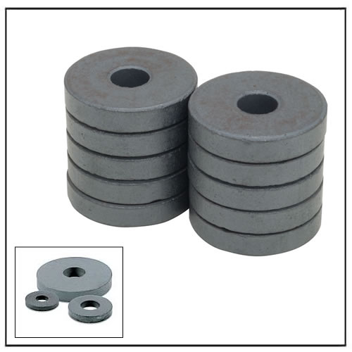 Ring Ferrite Isotropic Magnets
