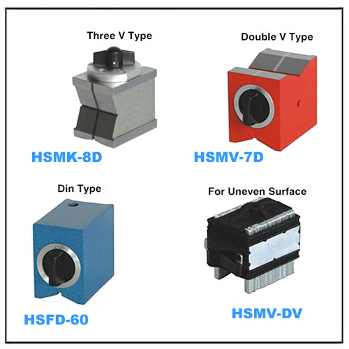 Special Types Magnetic Holders