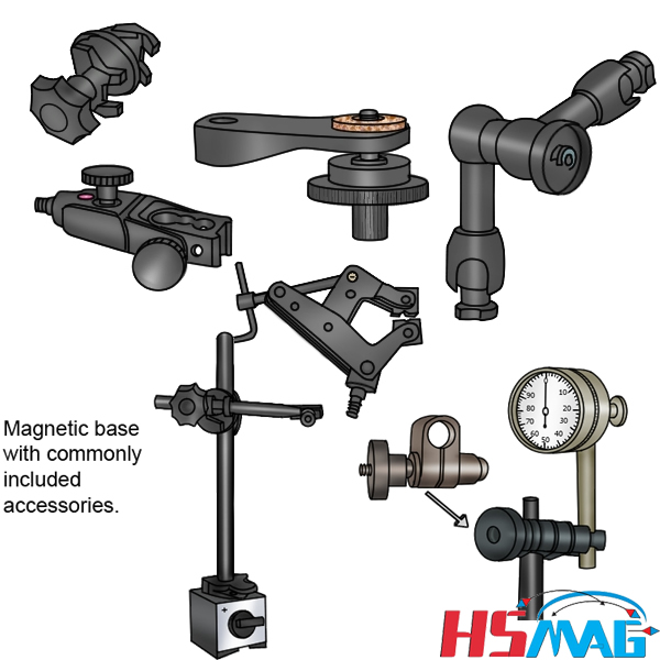 magnetic base accessories