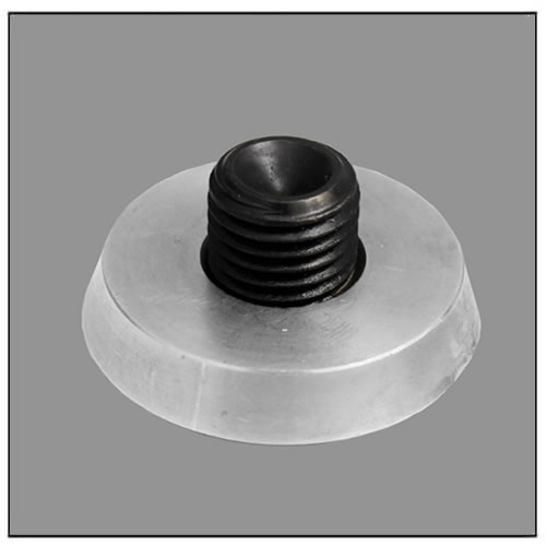 Threaded Bushing Magnet for Retaining Heavy Tools