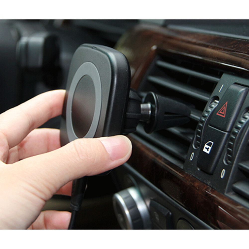 Magnetic Car Qi Wireless Charger