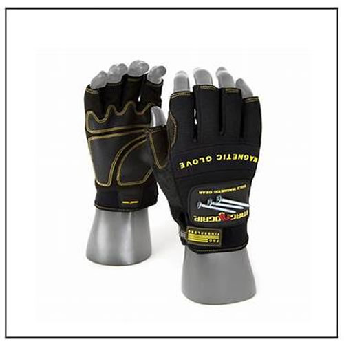 Pro Fingerless Magnetic Glove