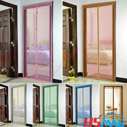 Magnetic Insect Door Screen