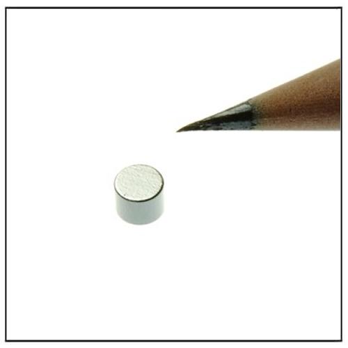 Neodymium Disc Magnet 4 x 3mm N48