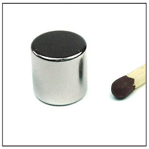 Cylindrical Disc Magnet