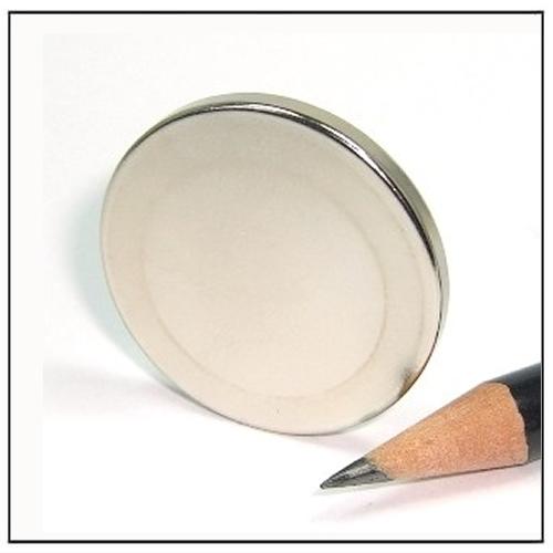 Sintered Neodymium Disc Magnet