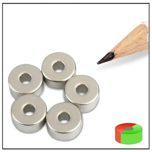 Neodymium Diametral Ring Magnet