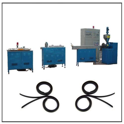 Magnet Strip Extruder