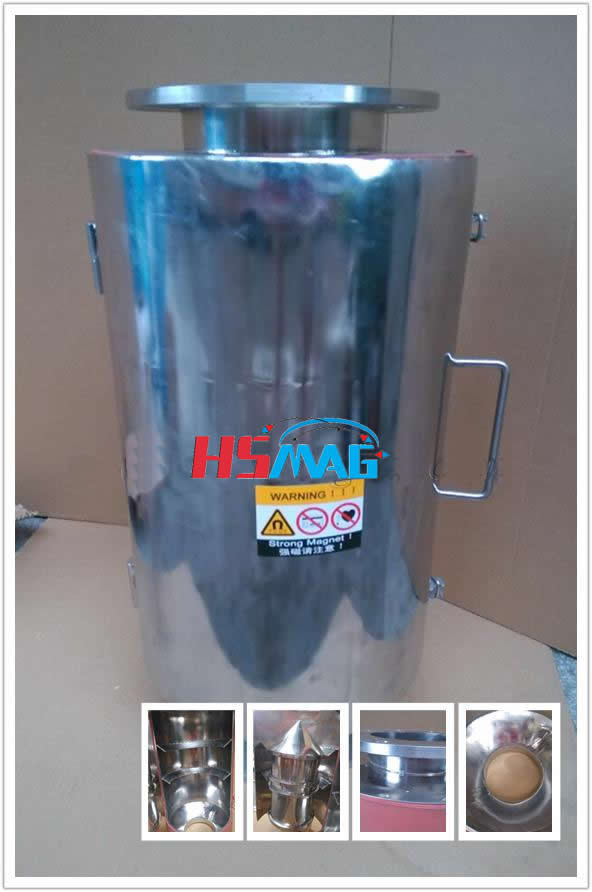 Bullet Magnet For Food Powder Material