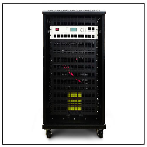 High Accuracy Magnetic Field Power Supply