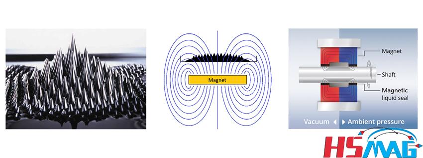 Magnetic Fluid Sealing
