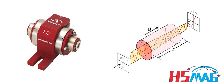 permanent magnets for Optical Isolator