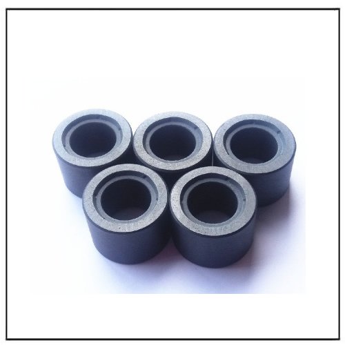 Hard Ferrite Isotropic Multipole Ring Magnet