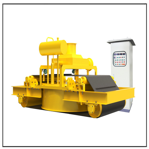 Oil Forced Circulation Self-Cleaning Electromagnetic Separator